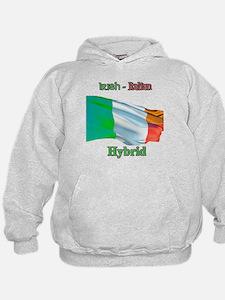 irish_italian.psd Hoodie