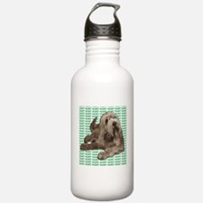 otterhound Sports Water Bottle