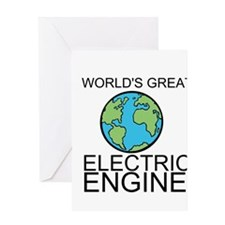 Worlds Greatest Electrical Engineer Greeting Card