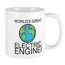 Worlds Greatest Electrical Engineer Mug