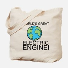 Worlds Greatest Electrical Engineer Tote Bag