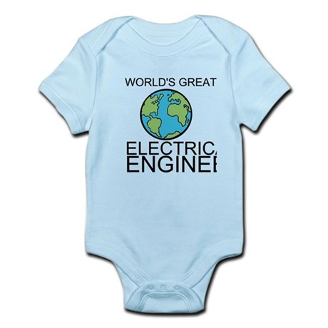 Worlds Greatest Electrical Engineer Body Suit