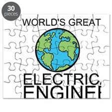 Worlds Greatest Electrical Engineer Puzzle