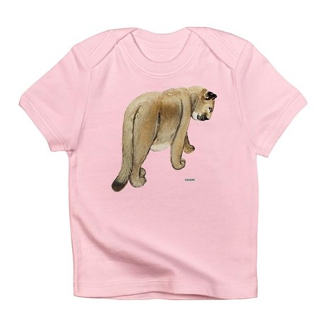 Cougar Cat Animal Infant T-Shirt