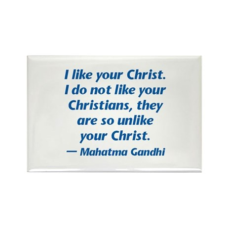 I like your Christ Rectangle Magnet (10 pack)