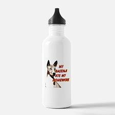 basenji Water Bottle