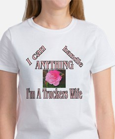 I can handle anything.... Women's T-Shirt