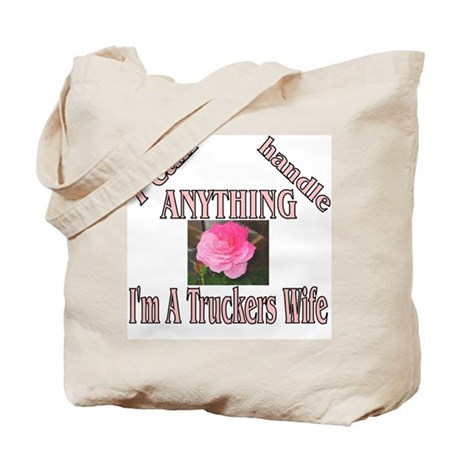 I can handle anything.... Tote Bag