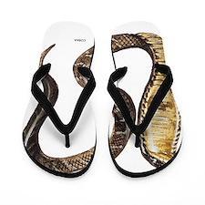 Cobra Snake Flip Flops