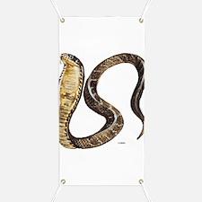 Cobra Snake Banner