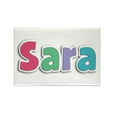 Sara Spring11G Rectangle Magnet