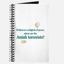Amish Terrorists Journal