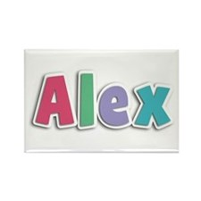 Alex Spring11G Rectangle Magnet