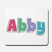 Abby Spring11G Mousepad