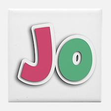 Jo Spring11G Tile Coaster