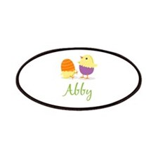 Easter Chick Abby Patches