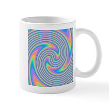 Colorful Swirl Design. Mug