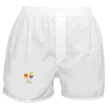 Easter Chick Alba Boxer Shorts