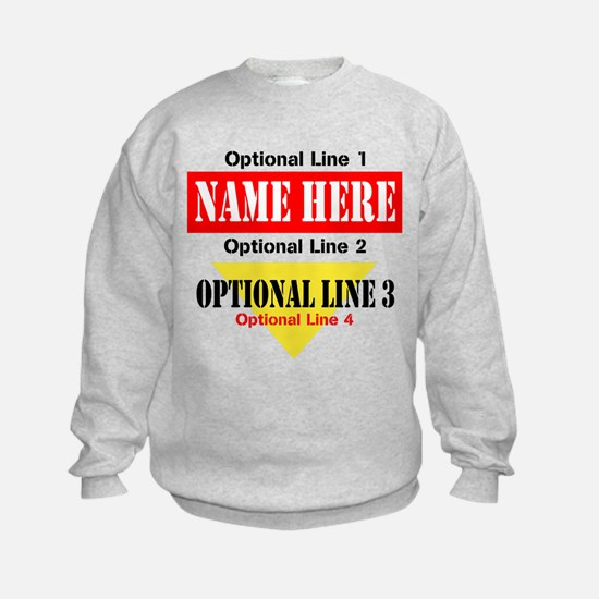Event Crew Sweatshirt