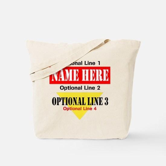 Event Crew Tote Bag