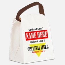 Event Crew Canvas Lunch Bag