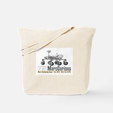 I AM Mars Curious Tote Bag
