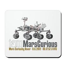 I AM Mars Curious Mousepad