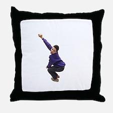 TWERK Throw Pillow
