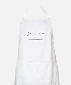 Dont drink and derive.jpg Apron