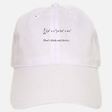 Dont drink and derive.jpg Baseball Baseball Baseball Cap