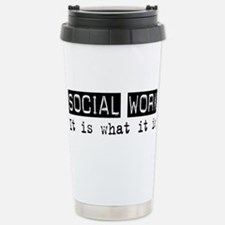Cute Occupation Travel Mug