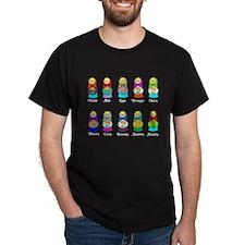Nesting Dolls T-Shirt