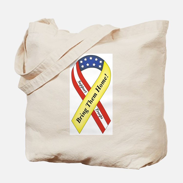 Bring the Troops Home! Tote Bag