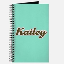 Kailey Aqua Journal