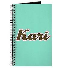 Kari Aqua Journal