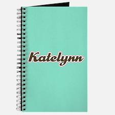 Katelynn Aqua Journal