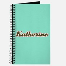 Katherine Aqua Journal