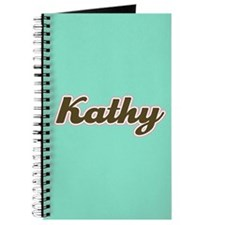 Kathy Aqua Journal