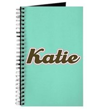 Katie Aqua Journal
