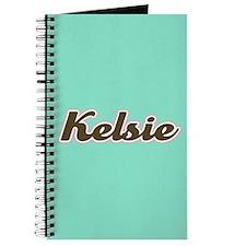 Kelsie Aqua Journal