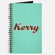 Kerry Aqua Journal