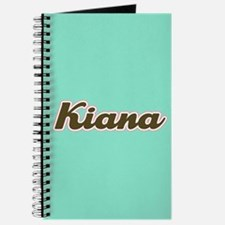 Kiana Aqua Journal