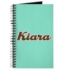 Kiara Aqua Journal
