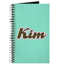 Kim Aqua Journal