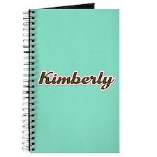 Kimberly Aqua Journal