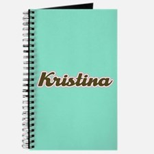 Kristina Aqua Journal