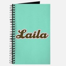 Laila Aqua Journal