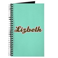 Lizbeth Aqua Journal