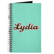 Lydia Aqua Journal