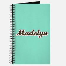 Madelyn Aqua Journal